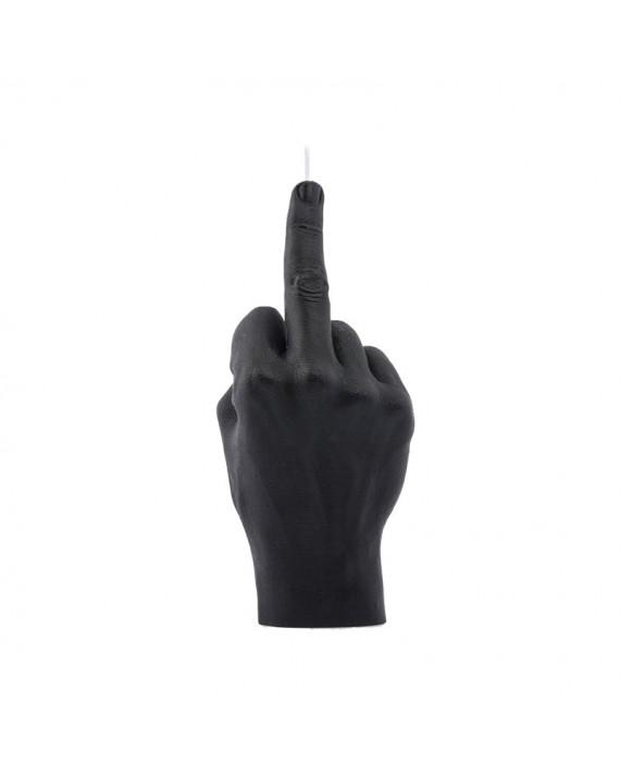 Hoodie Reverse Weave Terry - Black