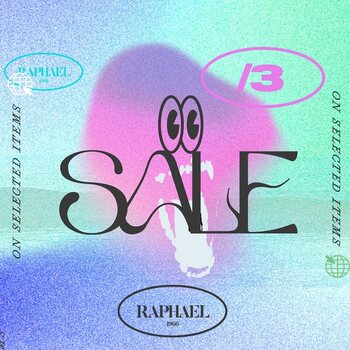 SS21 Sale Final reductions, now available in-store. Last days of sale, don't sleep on it! #raphael1966