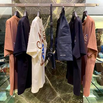 It's always a pleasure to introduce the new @marchenoirltd drop. Discover the new in store corner.   Open Monday to Saturday  09:30-13:00, 16:30-20:30  #raphael1966 #marchenoir